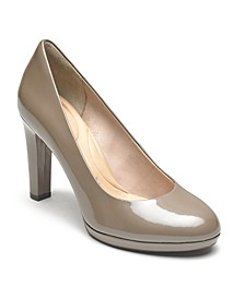 Women's Ally Plain Pumps