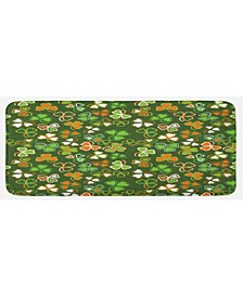 St. Patrick's Day Kitchen Mat