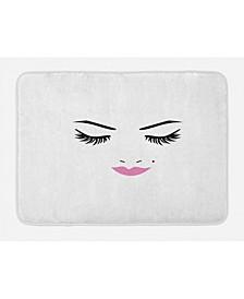 Eyelash Bath Mat
