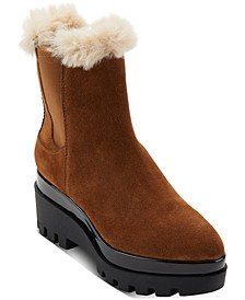 Bax Wedge Booties