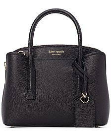 Margaux Leather Satchel
