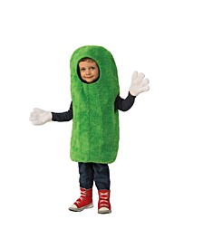 Toddler Girls and Boys Pickle Deluxe Costume
