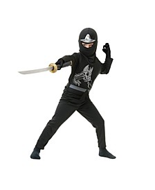 Big and Toddler Boys Ninja Avenger Series II Costume