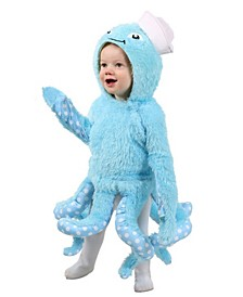 Baby Girls and Boys Octopus Costume