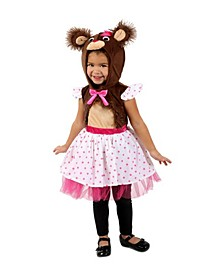 Baby Girls Belinda Bear Costume