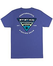 Men's Dorito Performance Fishing Gear Graphic T-Shirt