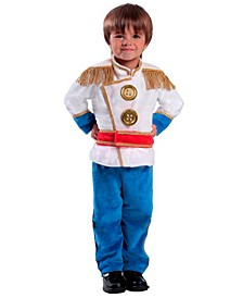 Big Boys Prince Ethan Costume