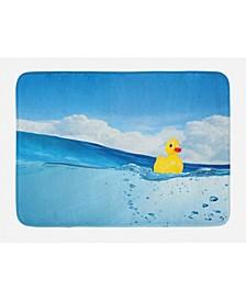 Rubber Duck Bath Mat