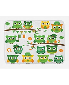 St. Patrick's Day Bath Mat