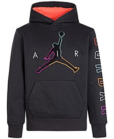 Big Boys Multi-Color Jumpman Hoodie