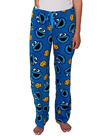 The Cookie Monster Soft Pajama Pant, Online Only
