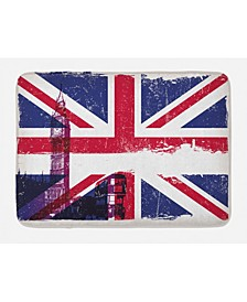 Union Jack Bath Mat
