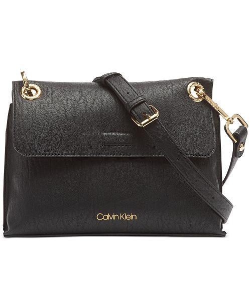 Calvin Klein Sonoma Flap Crossbody