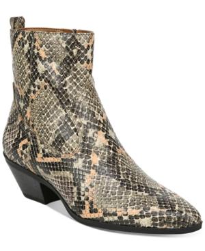 Garth Western Booties Women's Shoes