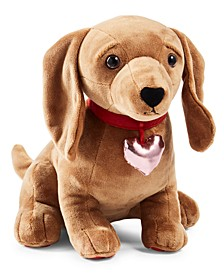 Valentine's Day Plush Dachshund, Created For Macy's