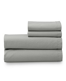 The Super Soft Washed Cotton Breathable King Sheet Set
