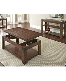 Albion Cocktail & Sofa Table Set Collection