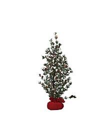 Large Tree in Gift Bag w/Berries