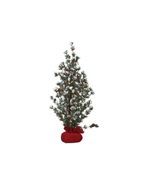 Trans Pac Large Tree in Gift Bag w/Berries