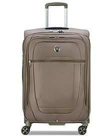 "Delsey Helium DLX 25"" Softside Check-In Spinner, Created for Macy's"
