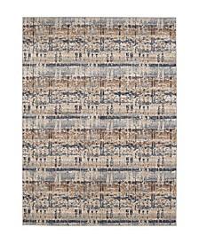 Expressions Kaleidoscopic Denim 8' x 11' Area Rug