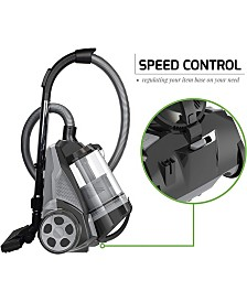 ST2620B Bagless Canister Cyclonic Vacuum with HEPA Filter