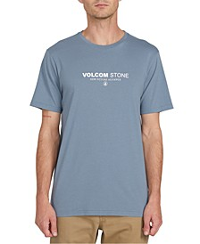 Men's Clock Worker Logo T-Shirt