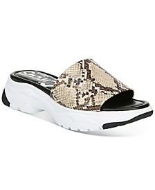 Arial Slide Sandals