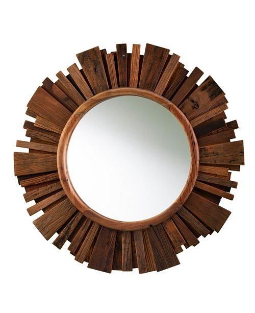 Southern Enterprises Calla Sunburst Wall Mirror