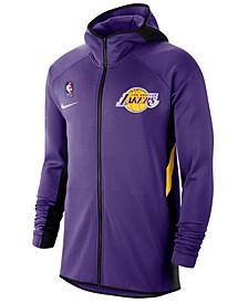 Men's Los Angeles Lakers Thermaflex Showtime Full-Zip Hoodie