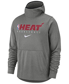 Men's Miami Heat Spotlight Pullover Hoodie