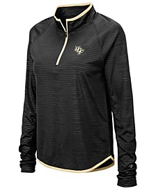Women's University of Central Florida Knights Soulmate Quarter-Zip Pullover