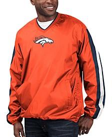 Men's Denver Broncos Kickoff Pullover Jacket