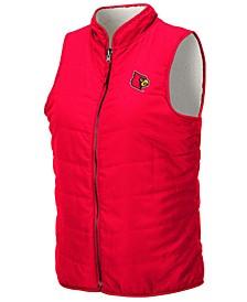 Women's Louisville Cardinals Blatch Reversible Vest