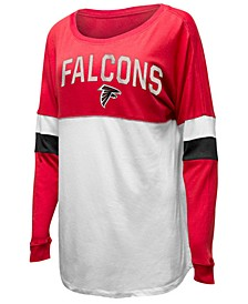 Women's Atlanta Falcons Boyfriend T-Shirt