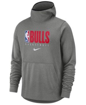 Nike Men's Chicago Bulls Spotlight Pullover Hoodie