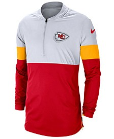 Men's Kansas City Chiefs Lightweight Coaches Jacket