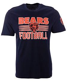 Men's Chicago Bears Edge Rush Super Rival T-Shirt