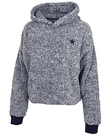 Women's Dallas Cowboys Kiara Sherpa Hoodie
