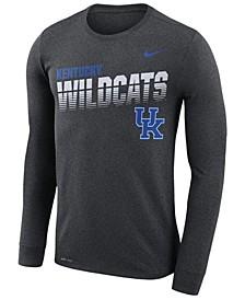 Men's Kentucky Wildcats Legend Sideline Long Sleeve T-Shirt