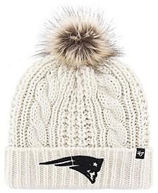Women's New England Patriots Meeko Knit Hat