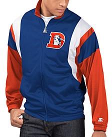 Men's Denver Broncos The Contender Track Jacket