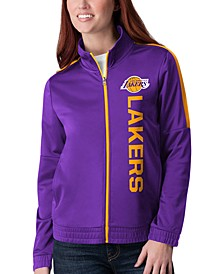 Women's Los Angeles Lakers Team Track Jacket