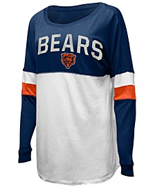 Women's Chicago Bears Boyfriend T-Shirt