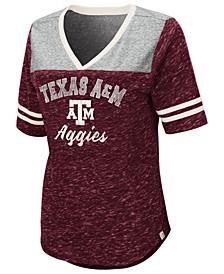 Women's Texas A&M Aggies Mr Big V-neck T-Shirt