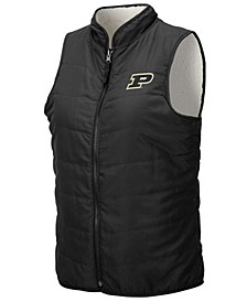 Women's Purdue Boilermakers Blatch Reversible Vest