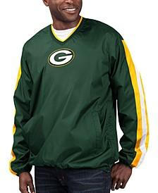 Men's Green Bay Packers Kickoff Pullover Jacket