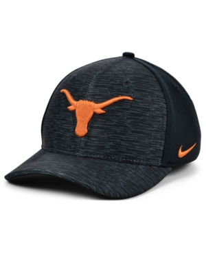 Nike Texas Longhorns Velocity Flex Stretch Fitted Cap