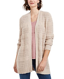 Bouclé Cardigan, Created for Macy's