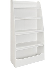 Mia Kids 4-Shelf Bookcase